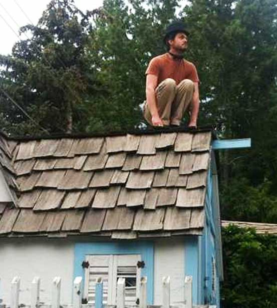 Outdoors Owling