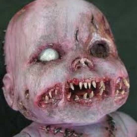 Really scary dolls really