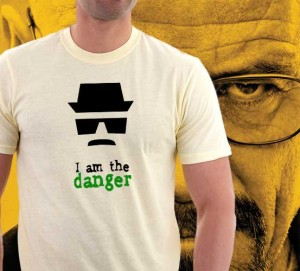 Heisenberg :: I Am The Danger