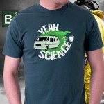 Yeah Science Breaking Bad T-shirt