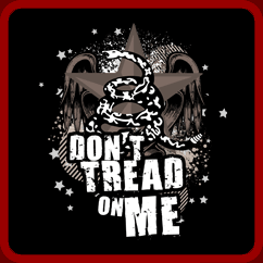 Dont Tread On Me Tea Party Shirt