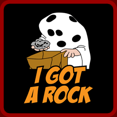 Great Pumpkin Shirt :: I Got A Rock