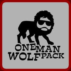 One Man Wolf Pack