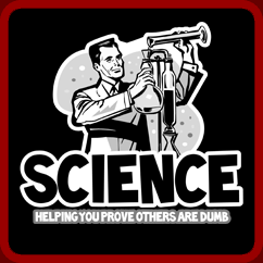 Science T Shirts