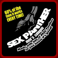 Anchorman Movie T-shirt Sex Panther