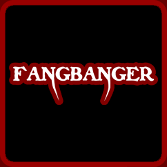 True Blood T-shirt Fangbanger