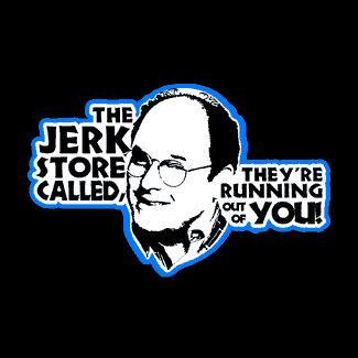 Seinfeld Tee Shirt :: The Jerk Store